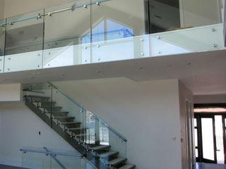 Balustrade din sticlă călită