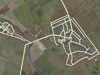Cumpăr terenuri/ cote agricole satul Pelinia
