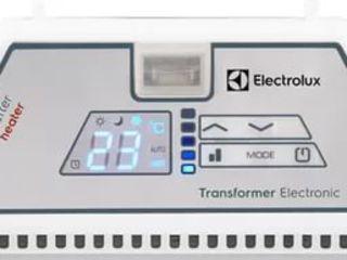 Самые экономичные инверторные конвекторы Electrolux ! 20-30% экономии!