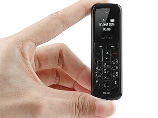 Probabil cele mai mici telefoane din lume