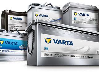 «Varta» -Аккумуляторы/acumulatoare!Calitate germana! Livrare! Доставка!