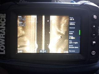 Эхолот Lowrance Elit 5ti С Дачиком total scan