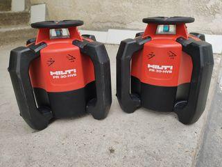 Hilti Pr-30...550 euro - urgent! + detector + incarcator!