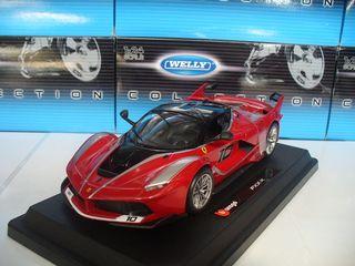 Модель Ferrarii FXX, масштаб 1/24.Новая ! Поставляю модели на заказ.