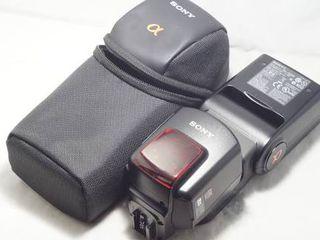 250Euro Flash Sony HVL F58AM