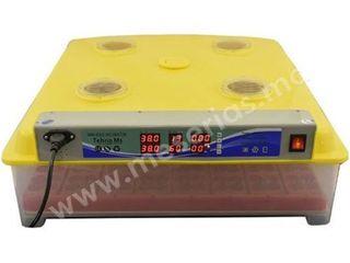 Инкубатор с автоматическим переворотом яиц 63 Куринных /252 перепелинных Incubator