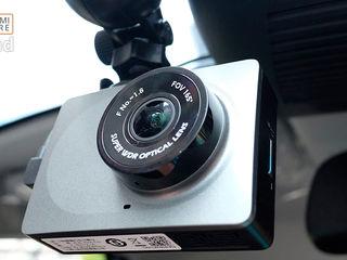 Xiaomi MiJia Car DVR Dashcam – видеорегистратор, который отлично видит даже ночью!