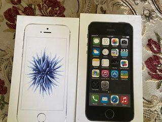 Коробки iPhone 5s se, за обе 50 лей