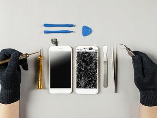 Замена оригинального дисплея IPhone в Атриуме!!Бронепленка в подарок!!