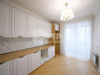 Apartament 2 camere+living, reparație euro, Ex-Factor - Ion Buzdugan 65900 €