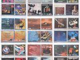 CD Rock, Jazz, Bluez, Metal...