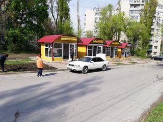 Se vinde o ghereta Legume Fructe str Muncesti - Minsk 2 Chisinau Продается один киоск