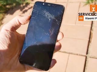 Xiaomi Mi 8 Daca sticla ai stricat -Luăm, reparăm, aducem !!!