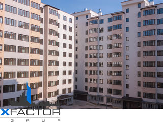 Exfactor-Grup -Buiucani-1 odaie - 48m2 -doar 7854 euro,prima rata!!!