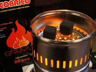 Уголь для кальяна кокосовый cocobrico!!! premium!!!