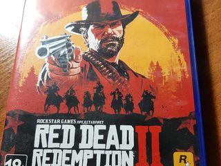 Ps4 Red Dead Redemption 2 -700 лей.