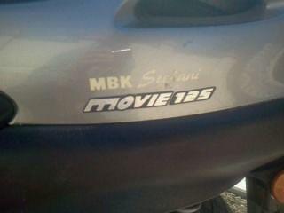 Kymco Movie MBK Stef