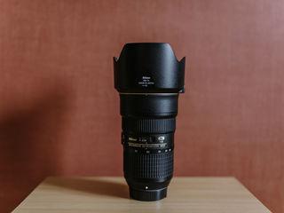 Nikon 24-70mm AF-S F2.8 E ED VR