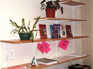 Stelaje universale, pentru apartamente și oficii, depozit și arhivă, garaj și subsol