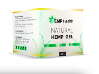 Hemp Gel - крем для суставов на основе конопли