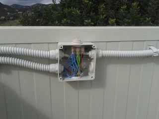 Lucrări de instalaţii electrice