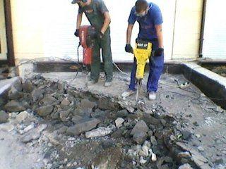 Demolam -beton - caramida - cotilet.transport+hamali