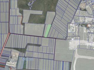 Vanzare teren amplasat in mun. Chisinau, com. Bacioi (regiunea Aerogara).