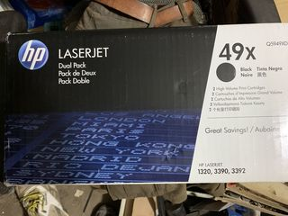 Картриджи HP -  CE505A .  Q5949X. Xerox ColorQube 8570/8