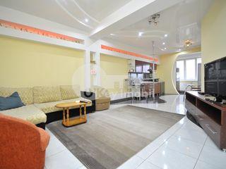 Apartament în bloc nou, 143 mp, Botanica, 86900 € !