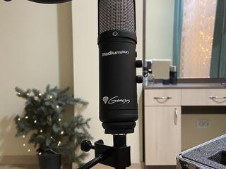 Genesis Radium 600 Studio Микрофон, Black