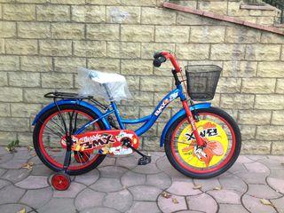 Biciclete de la 3 la 6 ani. livrare la domiciliu gratis!!!