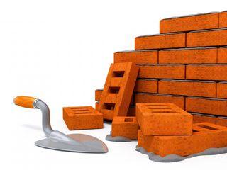 Демонтаж+строительные работы