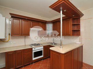 Apartament cu 1 camera, 72 mp, Buiucani, reparație euro, 44500 € !