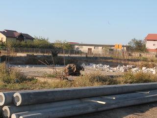Меняю на жилье в молдове участок земли с фундаментом возле моря в констанции или варианты.