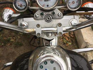 Harley - Davidson Baltmotors 200
