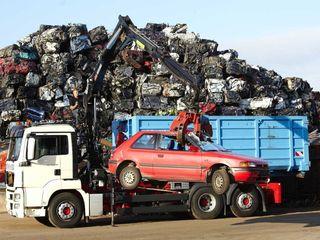Покупаем  любой автомобиль на металлолом! Грузим и вывозим сами!  Cumparam fer-uzat -3500lei tonna.