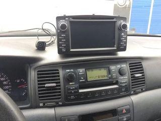 Штатная магнитола Toyota Corolla E120 2000-2006г Андроид