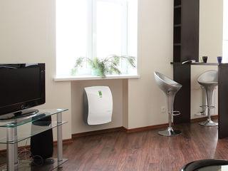 Компактные вентиляционные установки для жилых и коммерческих помещений