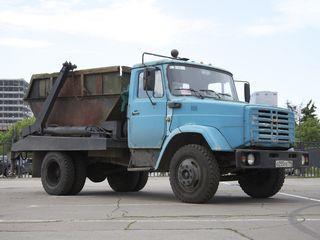Наша компания предлагает полный спектр услуг по вывозу мусора в Кишинёве!!!