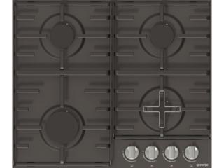 Варочная панель Gorenje G 640 MB (BG6CA-G0B)  Газовая/ Черный