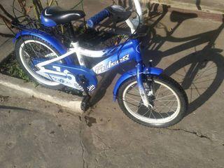 Детский велосипед 4-8 лет