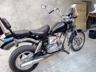 Harley - Davidson Док .МД. Прав ненадо