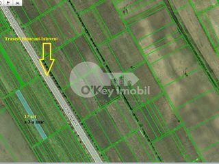 Teren pentru construcții comerciale, 17 ari, traseul R6: Poltava Buiucani 14300 €