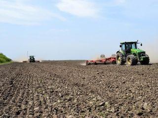 Se vinde teren agricol la nordul Moldovei