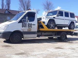 Evacuator Chisinau / Evacuator Moldova /Evacuam utilaje pina la 18 t !