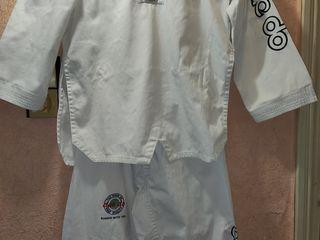 3 costume de Taekwondoo