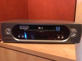 Vand DVD Playel BBC DV 611SI , Vidio magnitofon LG L 225, DVD-R