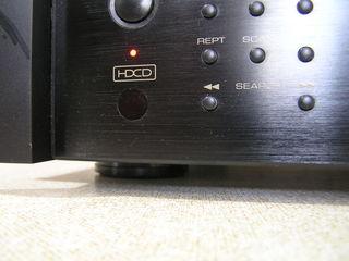 HDCD  rotel rcd 1070