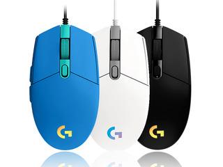 Logitech G102 Lightsync RGB - супер цена!