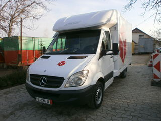 Mercedes Sprinter s TVA